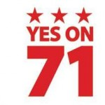 DC Cannabis Campaign Rallies to 'Vote Yes On 71'