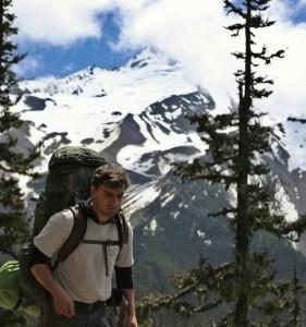 Cody Prouty of Portland State University