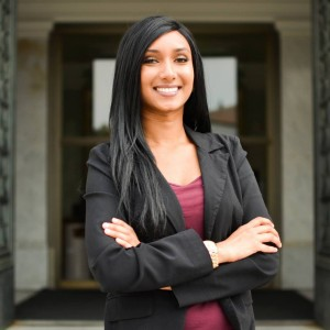 Lalitha Thirunagari, University of California Berkeley Co-Chapter Leader