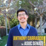 "Anthony ""420 Blaze It"" Carrasco, Chapter Member of SSDP at UC Berkeley"
