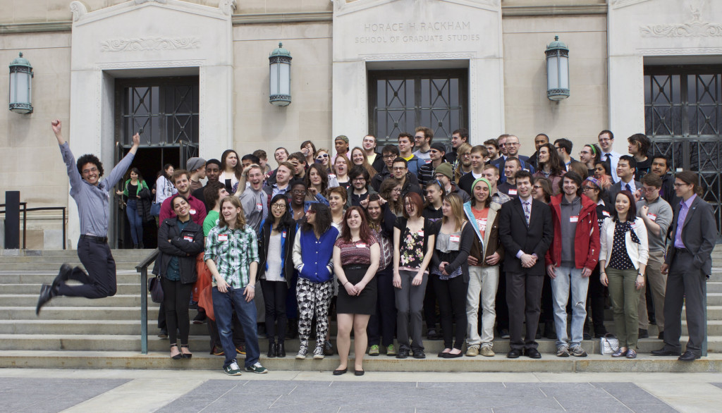 2015 Midwest Regional Conference - University of Michigan