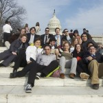 SSDP Alumni at the Capitol