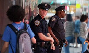 NYPD stop-and-frisks