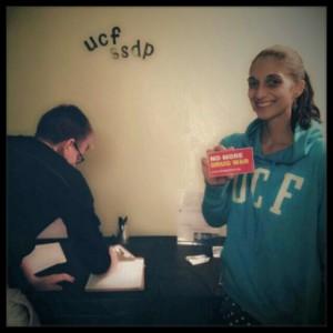 UCF SSDP