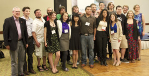 2014 board of directors at SSDP2014