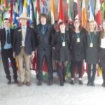 A Report on Student Participation at the Annual Meeting of the United Nations  Commission on Narcotic Drugs, Vienna, March 2014