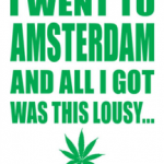 An insiders look at Drug Policy in Amsterdam