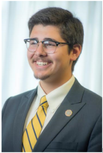 Anthony is an incoming junior at the University of California, Berkeley earning degrees in both legal studies and political science, as well as a minor degree in public policy.