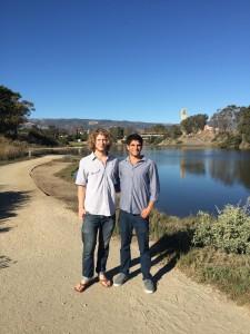Cole Garcia & Ashcon Minoiefar