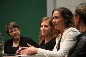 The Female Lead Panel
