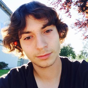 Jacob Bazarov, Chapter Leader of SSDP at Diablo Valley College