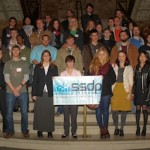 Midwest Conference Unites and Trains SSDP Students