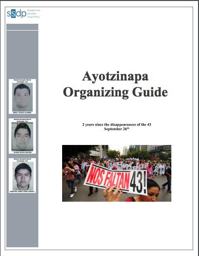 Ayotzinapa Organizing Guide