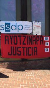 UC Berkeley Ayotzinapa