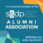 Kicking off our Alumni Association Spring Graduation Membership Drive