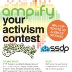 AMPLIFY Your Activism Contest