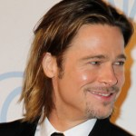 Brad Pitt Almost Says Our Name