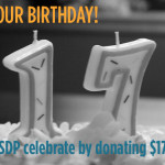 Today is SSDP's birthday!