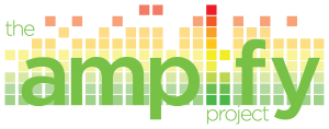 New AMPLIFY Logo