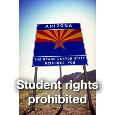 Arizona bans medical marijuana on campuses
