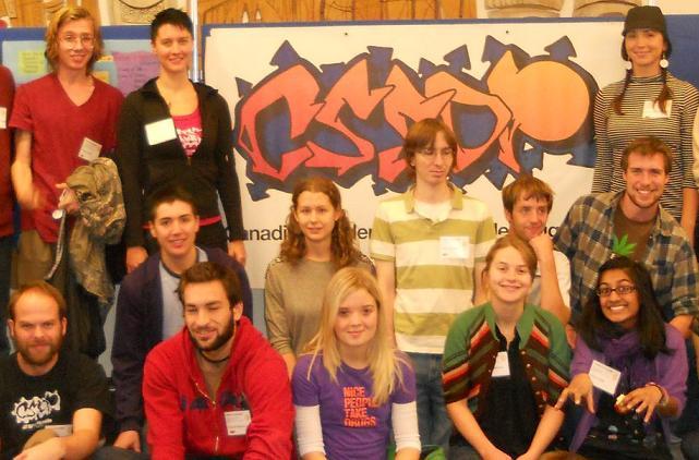 CSSDP Conference 2012