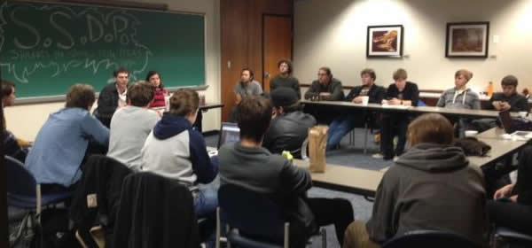 SSDP Meeting