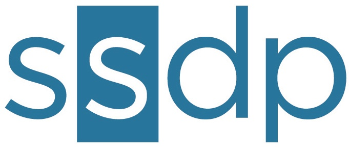 SSDP Logo Just Letters