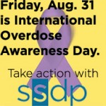 "Organize a ""die-in"" at your school this Friday on International Overdose Awareness Day"