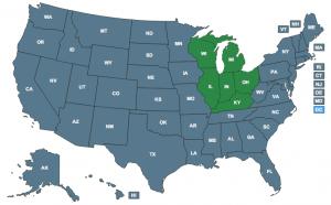 SSDP Midwest Region