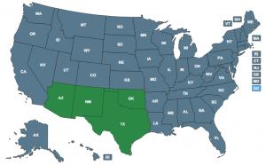 SSDP Southwest Region