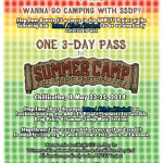 Support the AMPLIFY Project and win tickets to Summer Camp Music Festival!