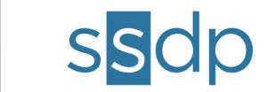 ssdp logo blue background facebook banner OFFICIAL