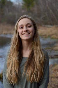 Karen Walker, Peer Education Intern