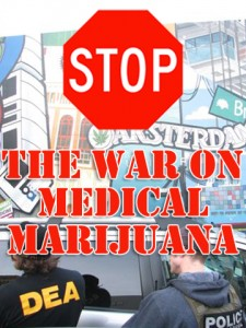 Stop the war on medical marijuana