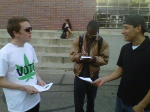 GOTV on college campuses