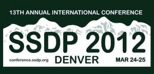 Denver License Plate