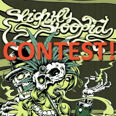 Slightly Stoopid Amplify Contest