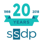 SSDP 20 Years Main Logo