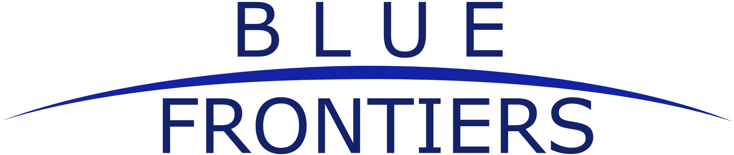Blue Frontiers logo
