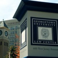 Introducing the Georgetown Law SSDP Chapter