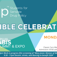 Will we see you at SSDP's Sensible Celebration?