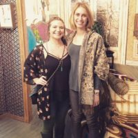 Working With a Fellow SSDP Alumna: mentor, friend, and life-saver