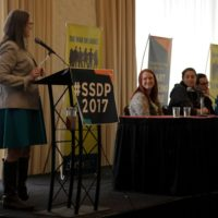 Getting real at SSDP2017