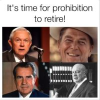 Cannabis prohibition is 80 today