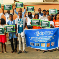 Summary of the 2017 SSDP Nigeria National Leadership Workshop/Summit