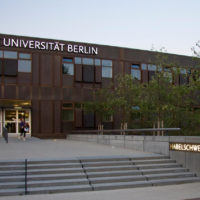 Introducing the Freie Universität Berlin Chapter