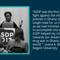 How SSDP inspired me to make a difference in Ghana