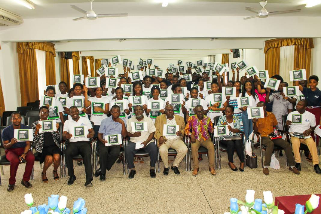 SSDP Ghana's 2nd National Open Forum in Accra