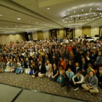 Hundreds of attendees at SSDP2019 conference