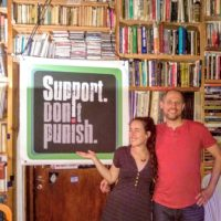 SSDP Israel Hosts Its First Support Don't Punish Global Day of Action